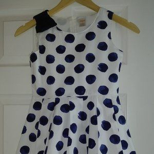Gymboree Naval Dress